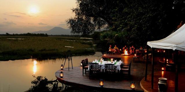 Tented Safari Camp Safaris In Southern Africa Southern