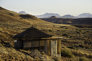 Luxury Damaraland Safari - Damaraland Camp in Namibia
