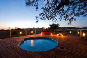 Luxury Namibia Safari - Desert Rhino Camp in Damaraland
