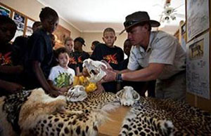 AfriCat Foundation in Namibia - Luxury Damaraland Safaris