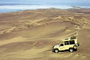Hoanib Skeleton Coast Camp - Luxury Namibia Safaris