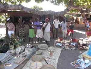 Luxury Mozambique Vacations - Benguerra Island Market Day
