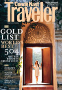 Conde Nast Traveler Gold List Properties - Luxury Botswana Safaris