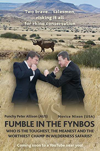 """Fumble in the Fynbos"" - Wilderness Safaris Conservation"
