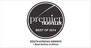 South African Airways Best Airline - Luxury African Safaris