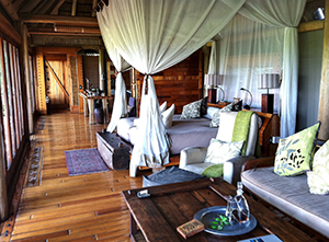 Jao Camp in the Okavango Delta - Luxury Botswana Safaris