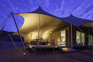 Hoanib C& Guest Tent - Luxury Namibia Safaris & Hoanib Skeleton Coast Camp | Eco Lodge | Namibia | Skeleton Coast ...