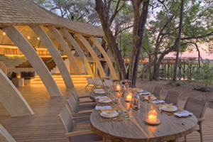 Sandibe Safari Lodge in Botswana - Luxury Okavango Delta Safaris