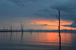 Lake Kariba View with Changa Camp - Luxury Zimbabwe Safaris