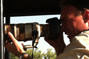 Safari Camera Handholding - Luxury African Safaris