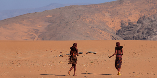 Himba in the Namib Desert - When to Start Planning | Luxury African Safari Tours | Classic Africa