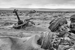 Luxury African Safaris - Black and White Landscape Photography