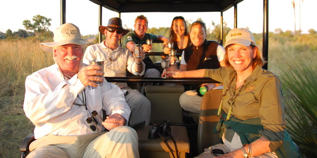 Family safari - Best Luxury African Safaris in Southern Africa