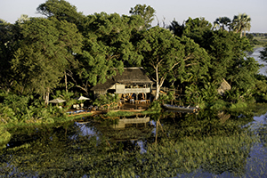 jacana camp luxury safari