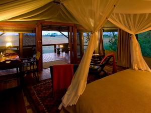 selinda camp botswana luxury safaris