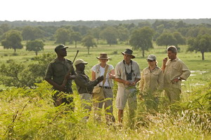 puku ridge tented camp safari south luangwa